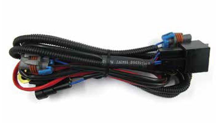 電圧降下対策リレーハーネス