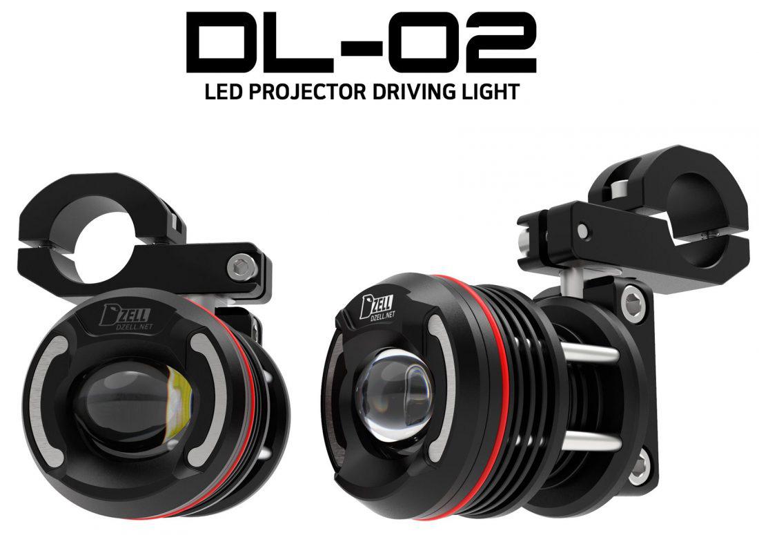 LEDドライビングライトセット-DL-02