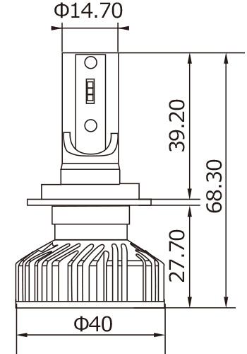 NEO H7サイズ