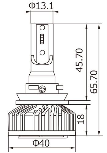 NEO H9/11サイズ